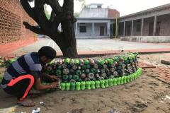 S4E Use of waste plastic bottles-1