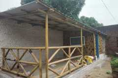 Making of The Exemplar Centre-bamboo construction